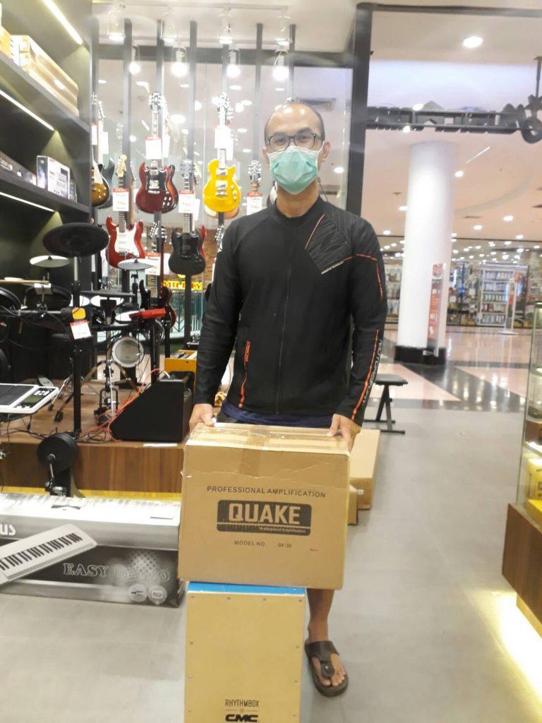 ลูกค้าที่ซื้อ Quake GF-30