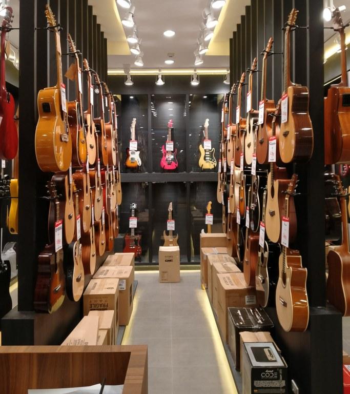 ร้านขายเครื่องดนตรีภาคอีสาน