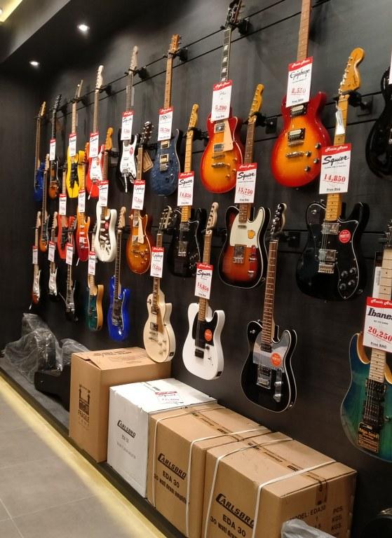 ร้านเครื่องดนตรีอีสาน