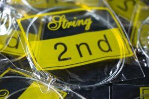 สายกีต้าร์ E-Stringสาย2