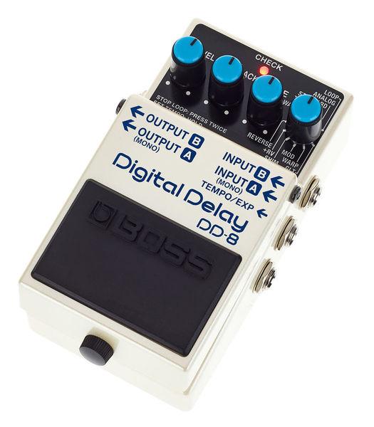 Boss DD-8 Digital Delay ขายราคาพิเศษ