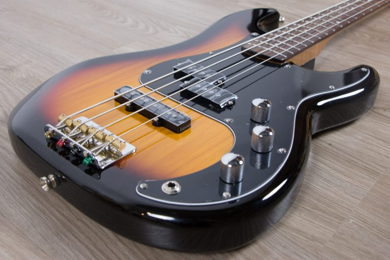 Gusta Bass GPJ4 - 03 SB slide body ขายราคาพิเศษ