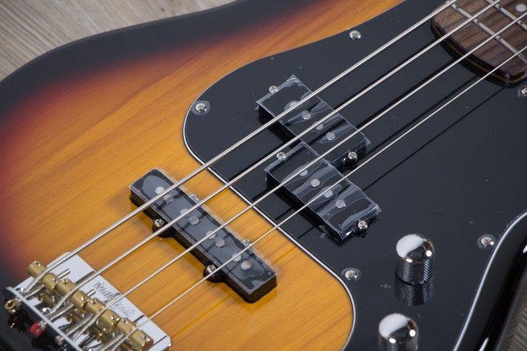 Gusta Bass GPJ4 - 03 SB slide closeup ขายราคาพิเศษ