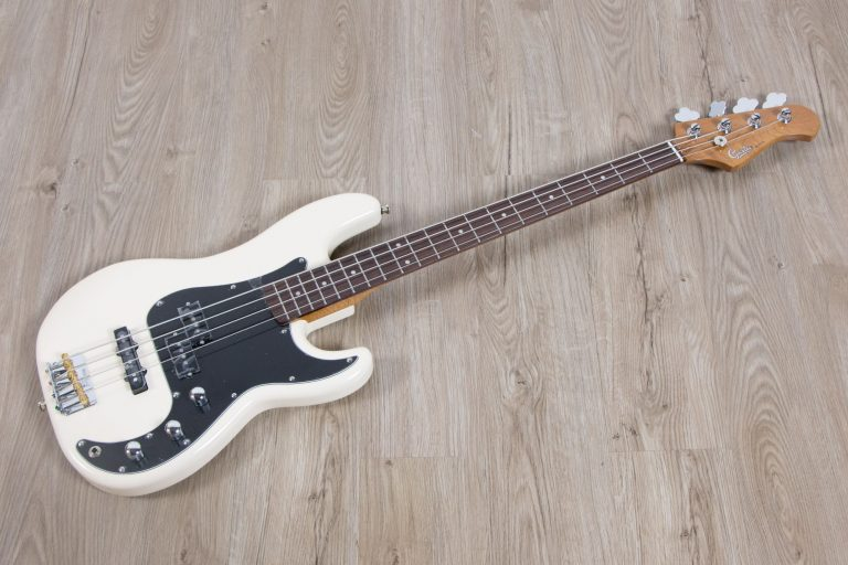 Gusta Bass GPJ4 - 03 WH full body ขายราคาพิเศษ