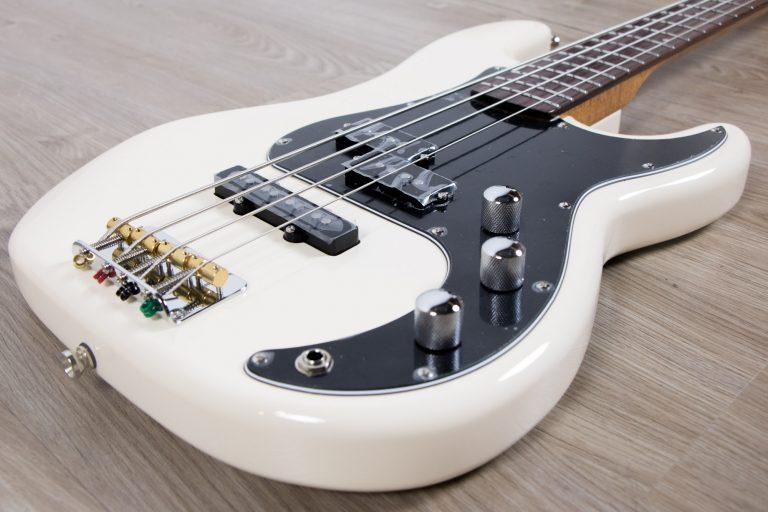 Gusta Bass GPJ4 - 03 WH slide body ขายราคาพิเศษ