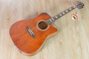 Gusta SDM4CE guitar