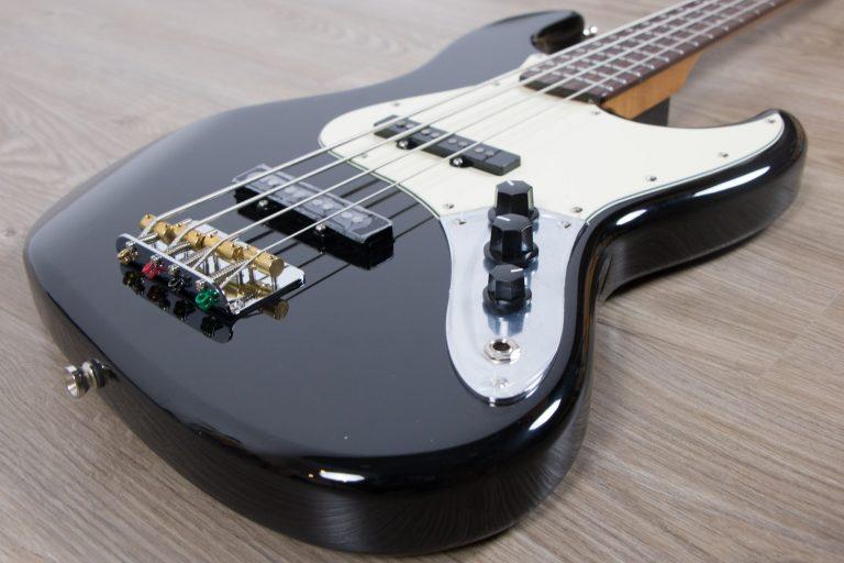 Gusta bass GJB4-03 body slide bk ขายราคาพิเศษ