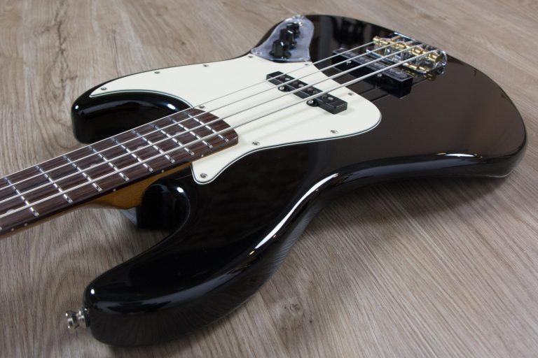 Gusta bass GJB4-03 reverb bk ขายราคาพิเศษ