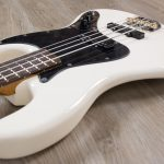 Gusta bass GJB4-03 reverb wh ขายราคาพิเศษ