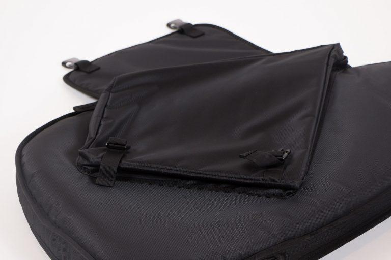 กระเป๋าเบส Gusta บุกำมะหยี่หนา 1.5 นิ้ว ช่องใส่ของ ขายราคาพิเศษ