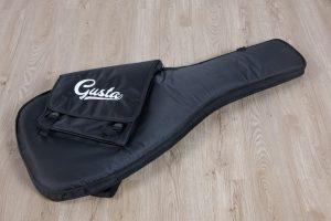 กระเป๋าไฟฟ้า Gusta หนา 1.5 นิ้ว บุกำมะหยี่เต็มตัว