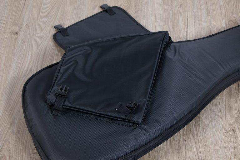 กระเป๋าไฟฟ้า Gusta หนา 1.5 นิ้ว บุกำมะหยี่ ภายใน ขายราคาพิเศษ
