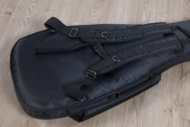 กระเป๋าไฟฟ้า Gusta หนา 1.5 นิ้ว บุกำมะหยี่ หลังกระเป๋า ขายราคาพิเศษ