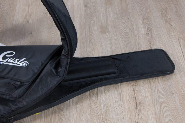 กระเป๋าไฟฟ้า Gusta หนา 1.5 นิ้ว บุกำมะหยี่ หัวกระเป๋าภายใน ขายราคาพิเศษ