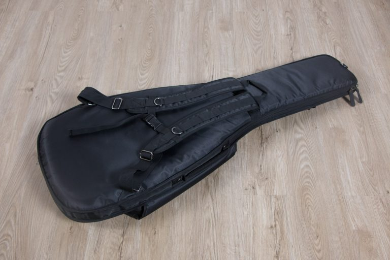 กระเป๋าไฟฟ้า Gusta หนา 1.5 นิ้ว บุกำมะหยี่ เต็มตัวด้านหลัง ขายราคาพิเศษ