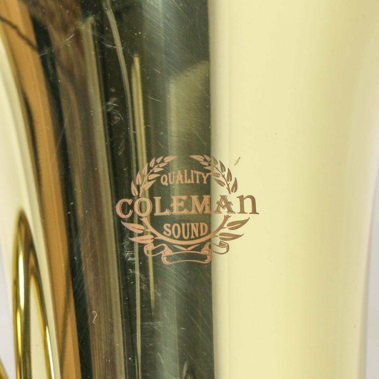 ยูโฟเนียม Marching euphonium Coleman Standard ชื่อ ขายราคาพิเศษ