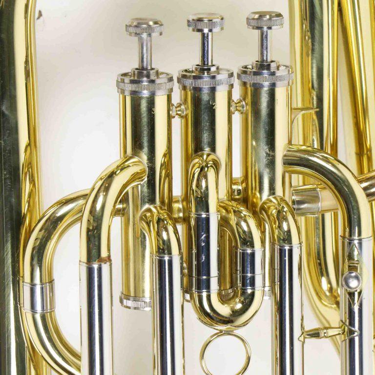 ยูโฟเนียม Marching euphonium Coleman Standard โน๊ต ขายราคาพิเศษ