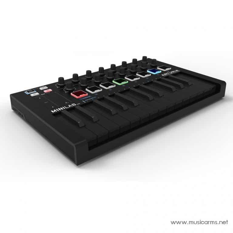 Arturia MiniLab Mk II 25 keys MIDI Controller ขายราคาพิเศษ