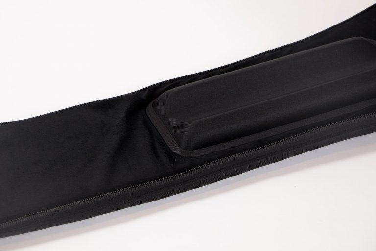 BG white กระเป๋า เบส Gusta กำมะหยี่ หนา 1.5 นิ้ว กระเป๋า ขายราคาพิเศษ