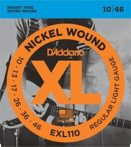 DAddario-EXL110
