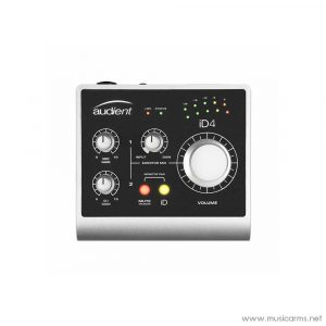 Face cover Audient-iD4-–-2in--2out-Audio-Interface
