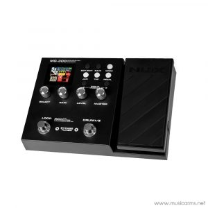 Face cover Nux-MG300-Guitar-Modelling-Processor-Multi-Effects-Pedal