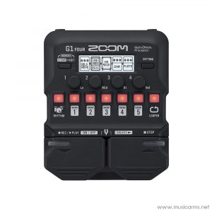 Face cover Zoom-G1-Four