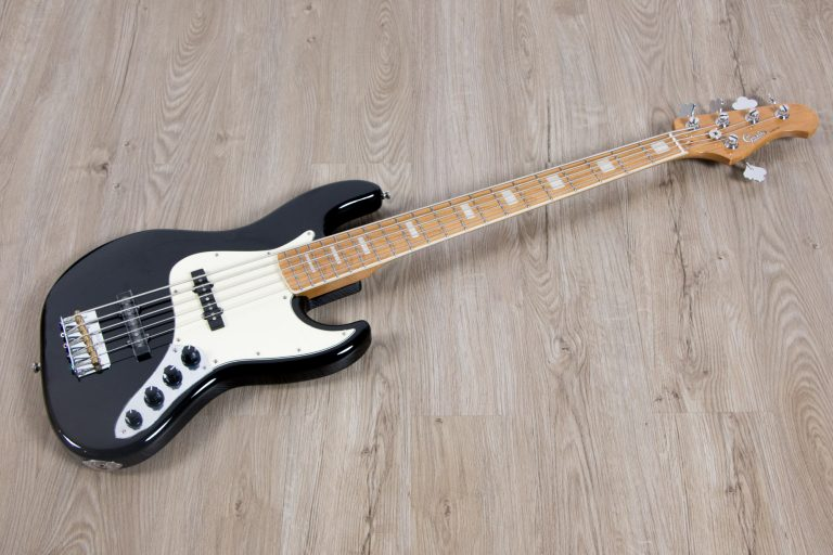 Gusta Bass GJB5 - 05 BK full body ขายราคาพิเศษ