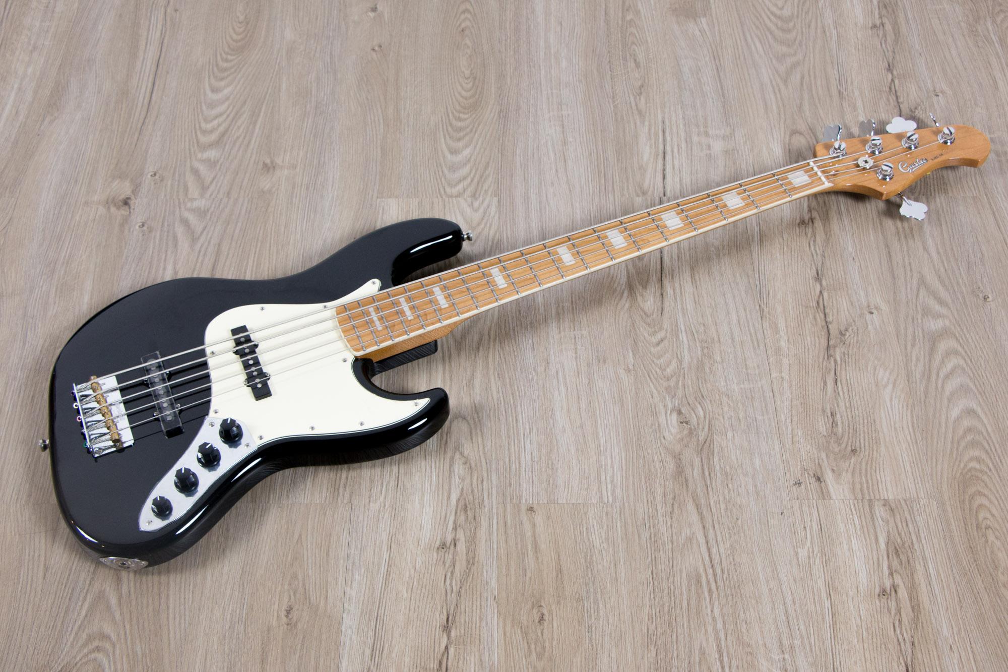 Gusta Bass GJB5 - 05 BK full body