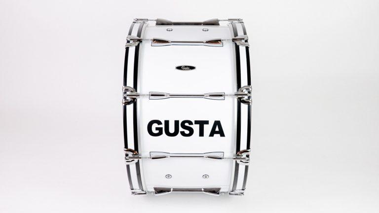 Marching Bass Drum ( ด้านหน้า ) ขายราคาพิเศษ