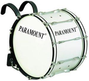 Paramount bass drum