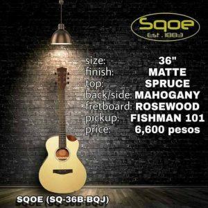 SQOE 36B-BQJ