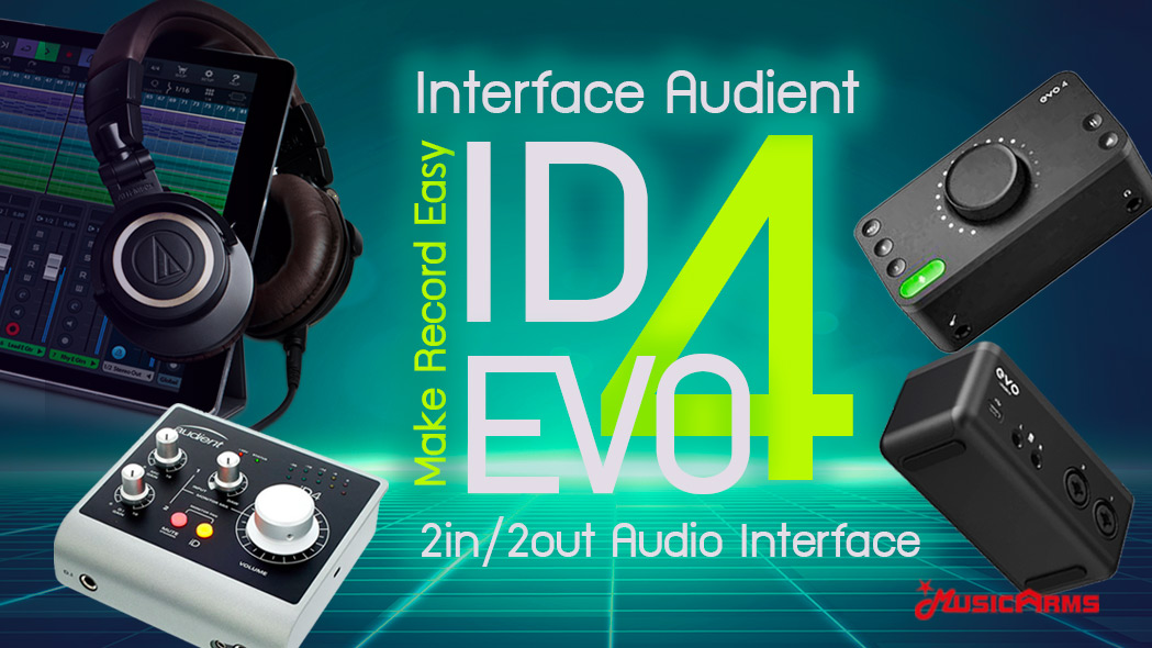 Audient Interface