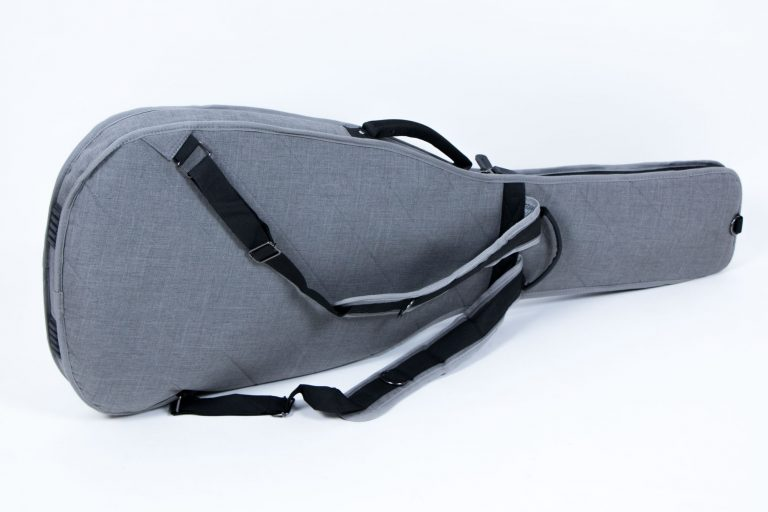กระเป๋ากีต้าร์ไฟฟ้า 41 นิ้ว Gusta DB-30MM สายสะพายกระเป๋า ขายราคาพิเศษ