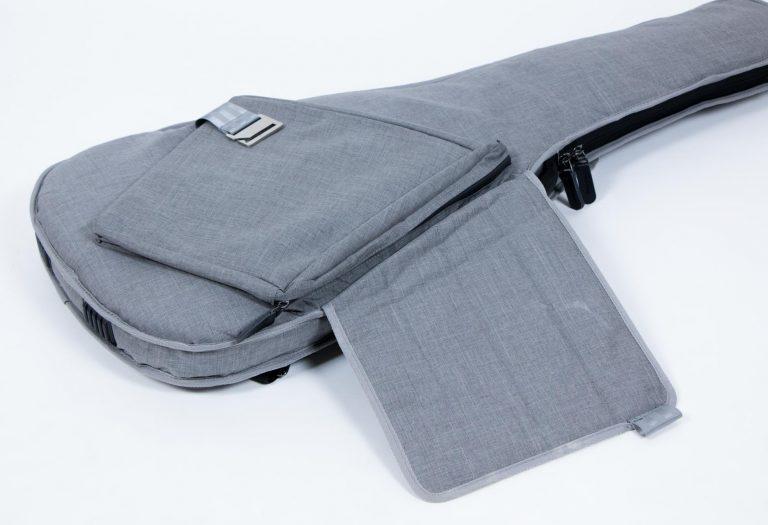 กระเป๋ากีต้าร์ไฟฟ้า 41 นิ้ว Gusta DB-30MM เปิดด้านข้าง ขายราคาพิเศษ