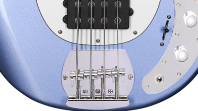 Sterling by Music Man StingRay Ray 4 HH3