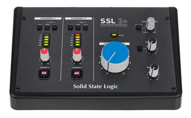 SSL2+ ขายราคาพิเศษ