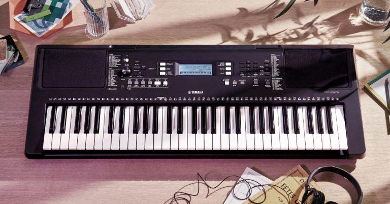 Keyboard Yamaha PSR-E373 ขายราคาพิเศษ