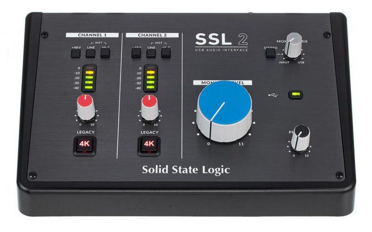 Solid State Logic ขายราคาพิเศษ