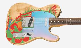 ตัว - Fender Jimmy Page Telecaster