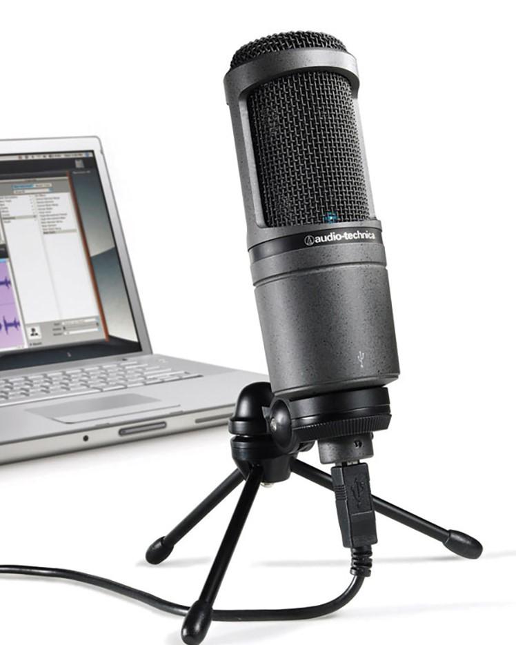 Audio Technica AT2020USB+ ขายราคาพิเศษ