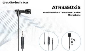 Audio Technica ATR3350xiS