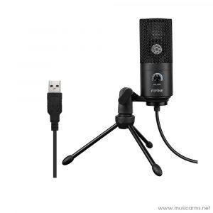 Face cover ไมโครโฟน-FIFINE-K669B-USB-Microphones