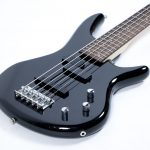 เบส Gusta bass GIB5-01 BK ด้านข้าง ขายราคาพิเศษ