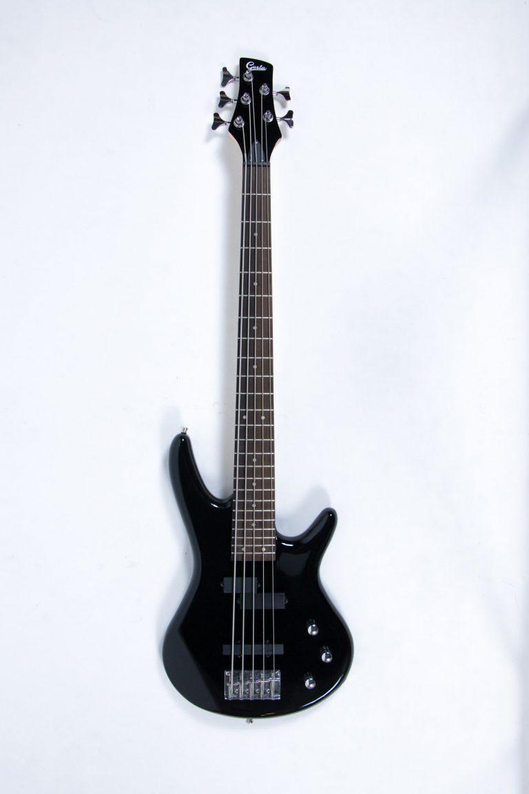 เบส Gusta bass GIB5-01 BK ด้านหน้า ขายราคาพิเศษ