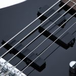 เบส Gusta bass GIB5-01 BK ปิ๊กอัพ ขายราคาพิเศษ