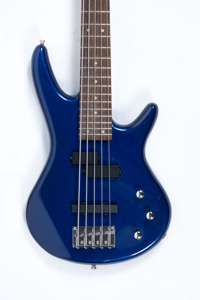 เบส Gusta bass GIB5-01 BL หน้าตรง ขายราคาพิเศษ