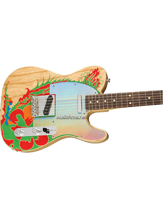 body - Fender Jimmy Page Telecaster ขายราคาพิเศษ