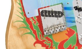 gloss urethane finish - Fender Jimmy Page Telecaster