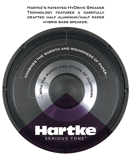 HARTKE HD COMBO ขายราคาพิเศษ